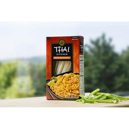 Thai Kitchen Gluten Free Stir Fry Rice Noodles, 14 oz, Pack of 6