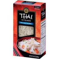 Thai Kitchen Gluten Free Thin Rice Noodles, 8.8 Oz (Pack Of 6)