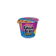 Raisin Bran Crunch Cereal Cup, 2.8 Oz