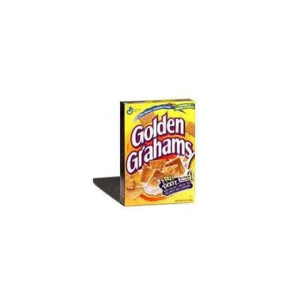 Golden Grahams Cereal, 12 Oz