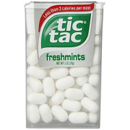 Tic Tac Freshmint, 1-Ounce Packages (Pack Of 24)