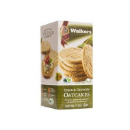 Walkers Thick & Crunchy Oatcakes 300G