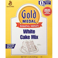 Gold Medal White Cake Mix, 5-Pound