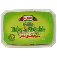 Ziyad Halva With Pistachio, 12.34-Ounce (Pack Of 6)