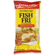 Zatarain's Fish Fry, Regular, 10-Ounce (Pack of 12)
