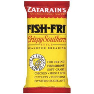 Zatarain's Crispy Southern Fish Fry, 10-Ounce (Pack of 12)