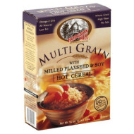 Hodgson Mill Hot Cereal Multi Grain with Flaxseed & Soy, 16-ounces (Pack of6)