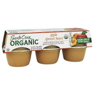 Santa Cruz Applesauce 6Pk Aprict Org