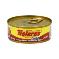 Dolores Tuna Yellowfin In Chplt S 5 OZ (Pack of 24)
