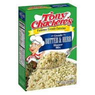 Tony Chacheres Creole Butter And Herb Rice Mix, 7 Ounce - 12 Per Case.