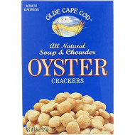 Westminster Cracker Company Crackers, Oyster, Trans Ff, 8 Ounce (Pack of 12)