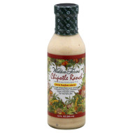 Walden Farms Calorie-Free Chipotle Ranch Dressing, 12 Ounce (Pack of 6)
