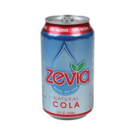 Zevia Natural Cola Diet Soda (4x6/12 OZ)
