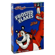 Frosted Flakes Cereal, 17-Ounce Boxes (Pack of 2)