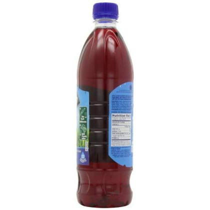 Robinson'S Fruit Drink, Apple & Blackcurrant, No Added Sugar, 1-Liter Plastic Bottles (Pack Of 4)