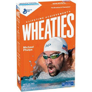 Wheaties Whole Wheat Flakes Cereal, 15.6 Oz (Pack Of 14)