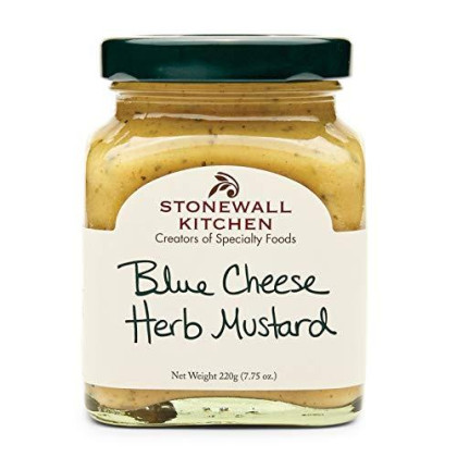 Stonewall Kitchen Blue Cheese Herb Mustard 7.75 oz