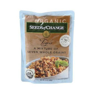 Seeds Of Change Organic Tigris Seven Whole Grain Medley - Microwavable Rice, 8.5 Ounce - 12 Per Case.
