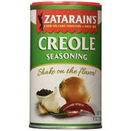 Zatarains Creole Seasoning, 8 Ounce - 12 Per Case.
