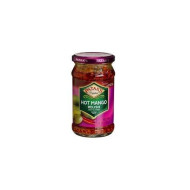 Patak's Mango Pickle Extra Hot, 10-Ounce (Pack of 6)