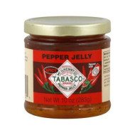 Tabasco Spicy Pepper Jelly, 10 Ounce - 12 Per Case.