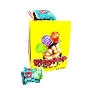 Ring Pop - Fruit, 24 Count Box