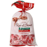 Russell Stover Sugar Free Cinnamon Buttons Hard Candies, 12-Ounce Bags (Pack Of 3)