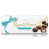 Russell Stover Assorted Creams Chocolate 12 Ounce Boxes (Pack Of 3) Assorted Creams; An Assortment Of Milk Chocolate Covered Candies And Dark Chocolate Covered Candies With Delicious Creamy Centers
