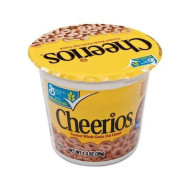 General Mills Products - General Mills - Cheerios Breakfast Cereal, Single-Serve 1.3Oz Cup, 6 Cups/Pack - Sold As 1 Pack - Six Individual Serving Cups Per Pack.
