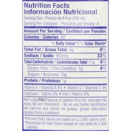 Clamato Juice, 32-Ounce Bottles (Pack Of 6)