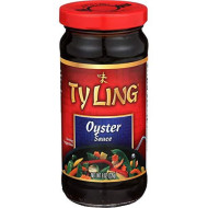 Ty Ling Oyster Sauce, 8-Ounce Bottle (Pack of 12)