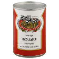 Dell' Alpe Pizza Sauce, 15-Ounce (Pack Of 12)