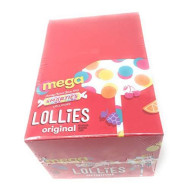 Smarties Mega Double Lollies (24 Ct)