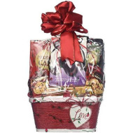 Gift Basket Village X'S And O'S Valentines Day Gift Basket