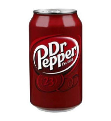 Dr. Pepper, 12-Ounce Cans (Pack of 24)