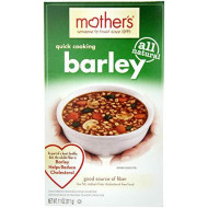 Mothers Quick Cooking Barley, 11 Ounce (Pack of 12)