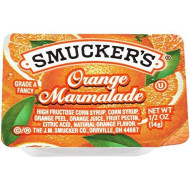 Smucker'S Orange Marmalade, 200 Count