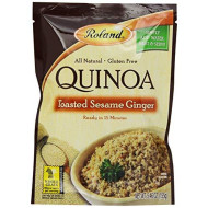 Roland Quinoa, Toasted Sesame Ginger, 5.46 Ounce (Pack Of 6)
