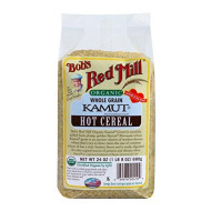 Bob'S Red Mill Organic Kamut(R) Khorasan Wheat Hot Cereal, 24-Ounce