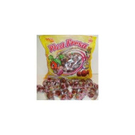 Vero Pica Fresa Chili Strawberry Gummy Candy (100)