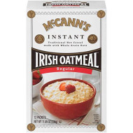 McCann's Instant Oatmeal, Traditional Irish, 12 Count