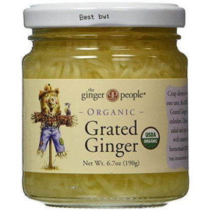 GINGER PEOPLE GINGER GRATED