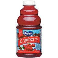 Ocean Spray Cranberry Juice Cocktail, 32-Ounce (Pack Of 12)