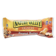 Nature Valley Sn3355 Nature Valley Granola Bars Peanut Butter Cereal 1.5Oz Bar 18/Box
