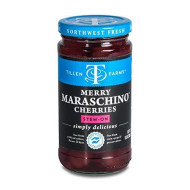 Tillen Farms Maraschino Cherries, 13.5 oz.