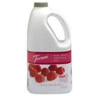 Torani Real Fruit Smoothie Raspberry Mix