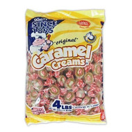 Goetze'S Caramel Creams Candy Bag, 64 Ounce