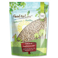 Food To Live Sunflower Seed Kernels (Raw, Kosher) (2 Pounds)