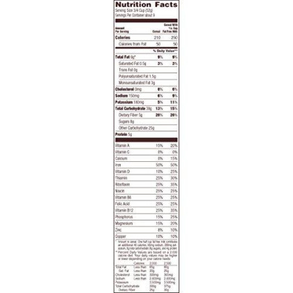 Post Great Grains Crunchy Pecan Whole Grain Cereal, 16 Ounce