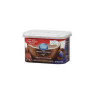 Maxwell House International Cafe -Style Beverage Mix, Decaffeinated & Sugar Free, Suisse Mocha, 4 oz